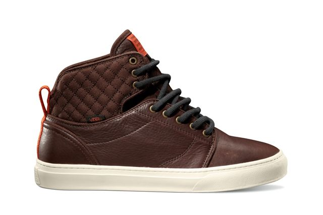 Vans Otw Collection Alomar Aw Militia Brown Red Clay Holiday 2013