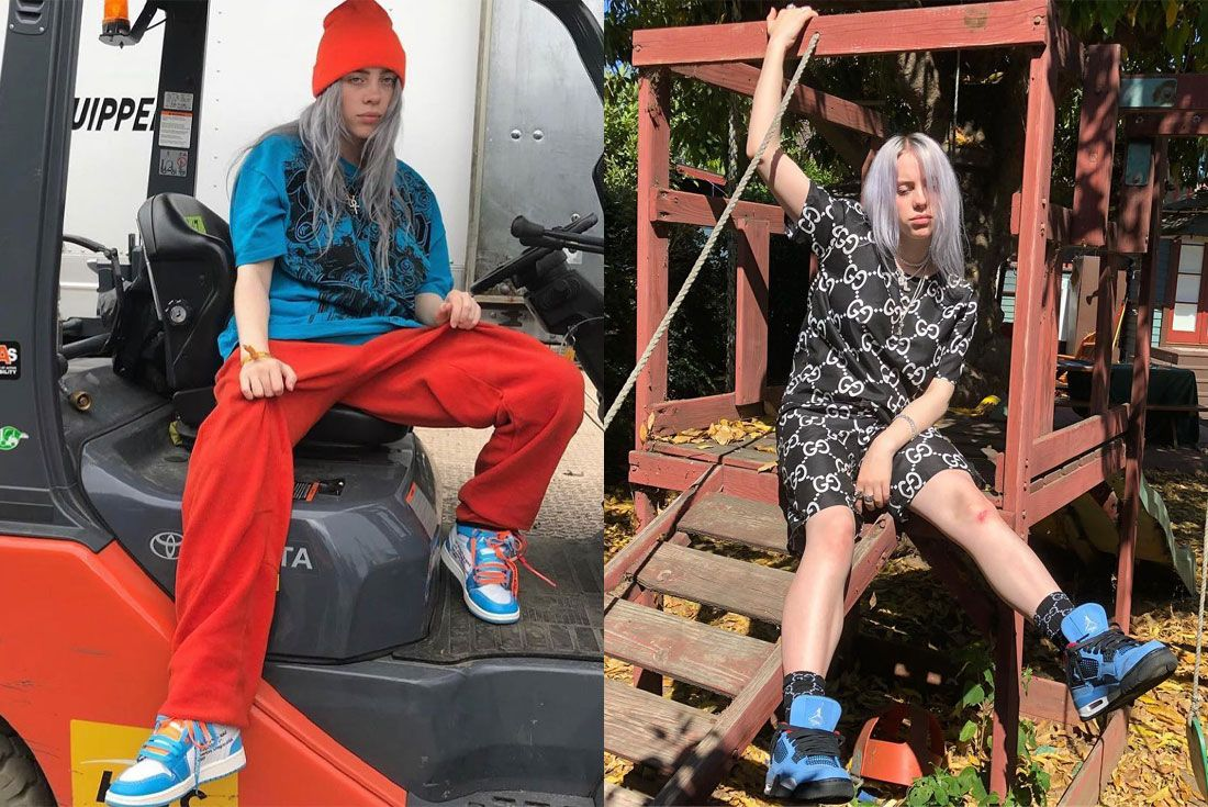 Billie Eilish Top Sneaker Moments