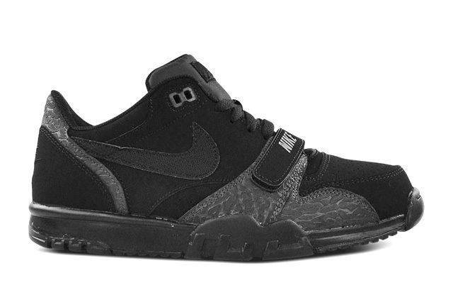 Nike Air Trainer 1 Low St Black Bump 2