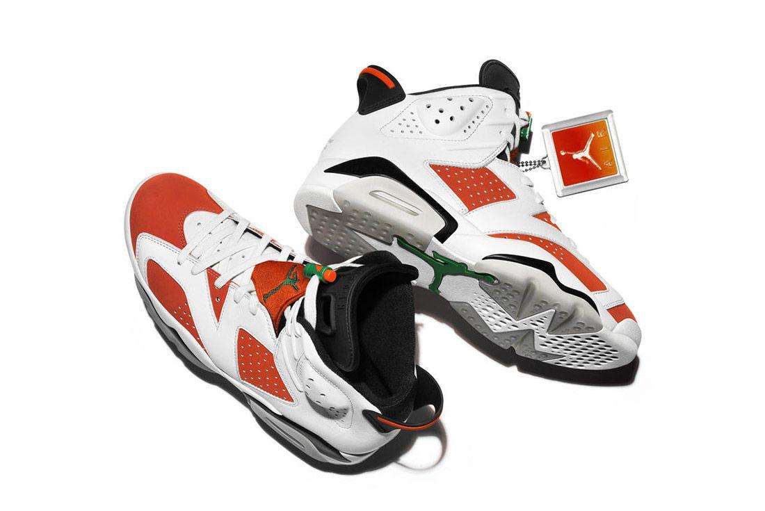 Jordan Brand Gatorade Be Like Mike Collection 10