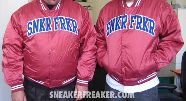 Snkrfrkr X Starter Jacket 1
