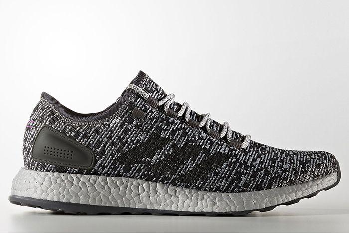 Adidas Pureboost Silver 2
