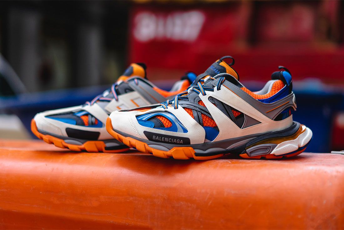 Eddie Lee Balenciaga Track Kicks That Are Worth Their Hype