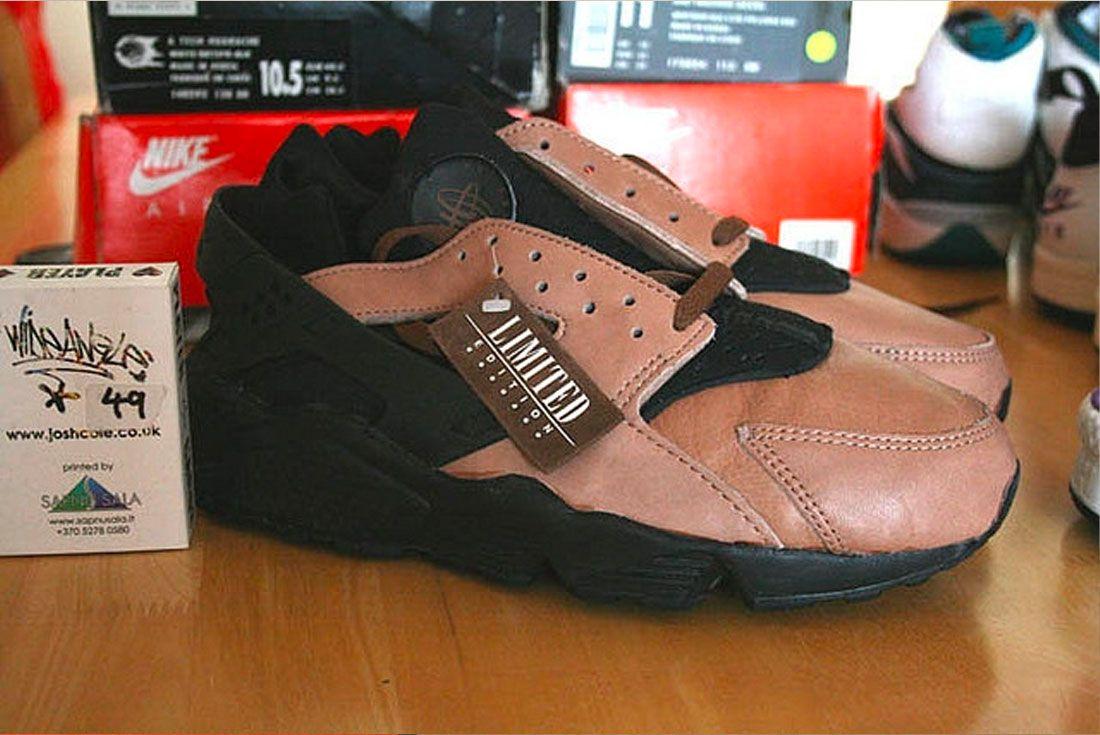 Nike Air Huarache Chestnut Toadstool 1992
