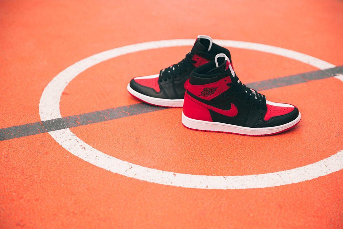 Nike Air Jordan 1 Homage To Home 84