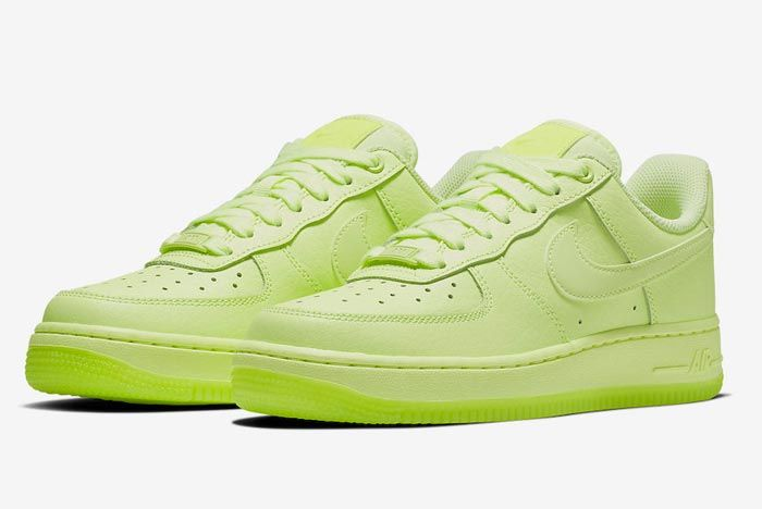 Nike Air Force 1 Volt Glow