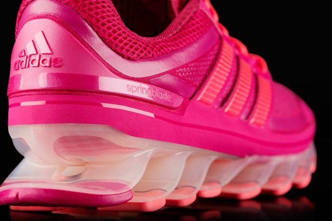 Adidas Springblade Heel Profile 1