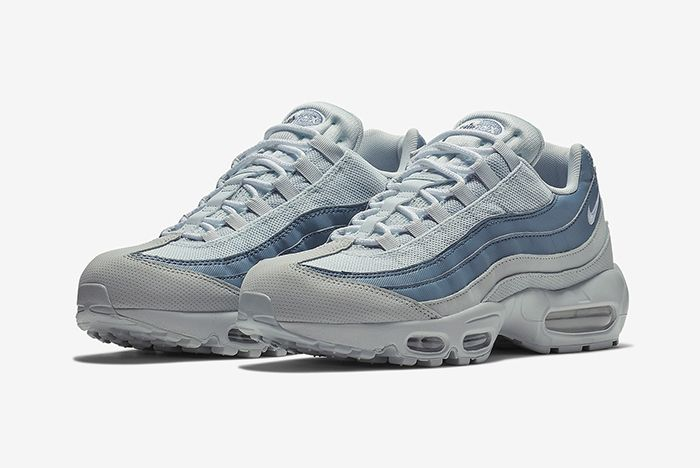 Nike Air Max 95 Blue Grey 1 Sneaker Freaker