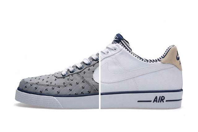 Nike Air Force 1 Ac Prm Qs Navy Pack Thumb