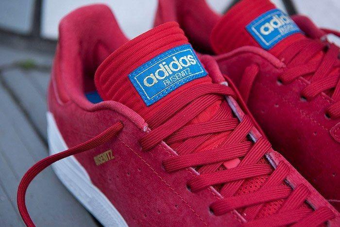 Adidas Busenitz Rx Red 2
