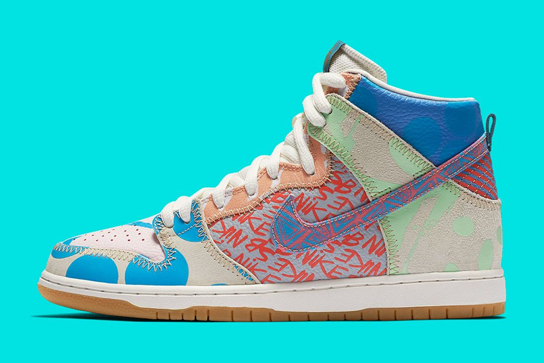 Nike Sb Zoom Dunk High Premium What The 6