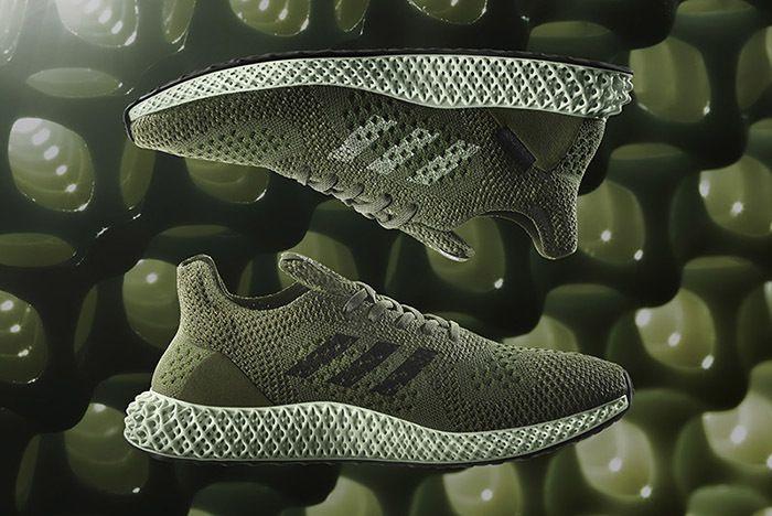 Footpatrol Adidas Consortium 4D 1