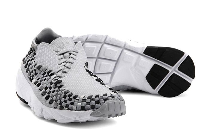 Nike Air Footscape Woven Nm Wolf Grey 2