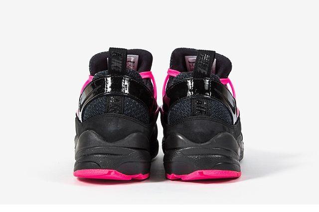 Nike Air Huarache Light Black Fierce Pink 1