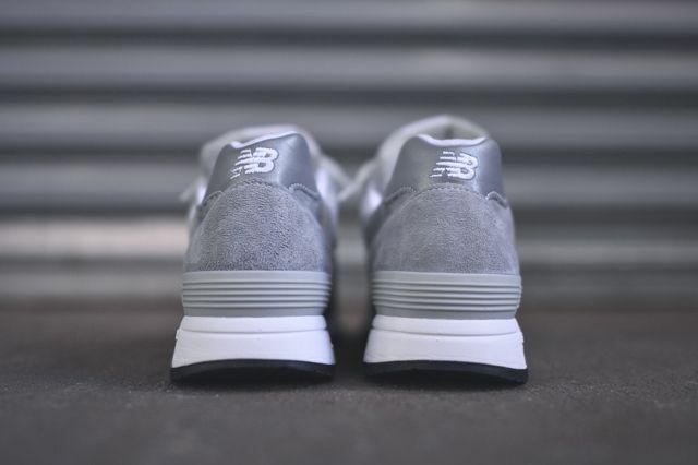 New Balance 1400 Grey Silver 2
