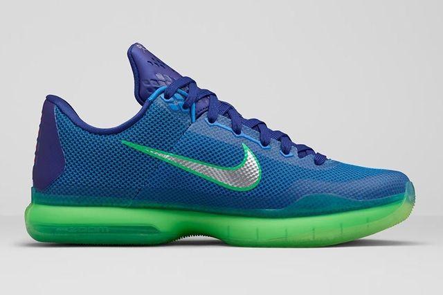 Nike Kobe X Emerald City 4