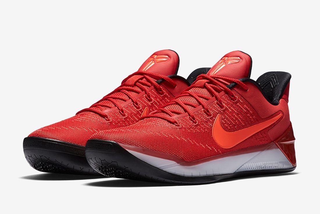 Nike Kobe A D  University Red 2