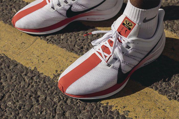 Nike Zoom Pegauss Turbo Mo Farah Release Date Pair