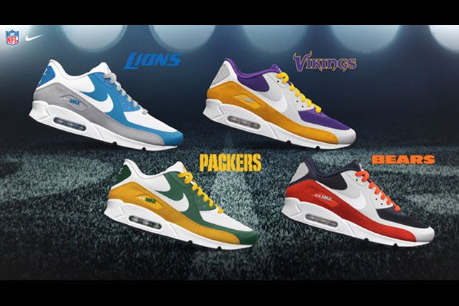 Nike Nfl Shoes Nfc North 1