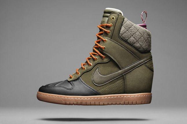 Nike Snearboots 2013 Wmns Sneakerboot 3