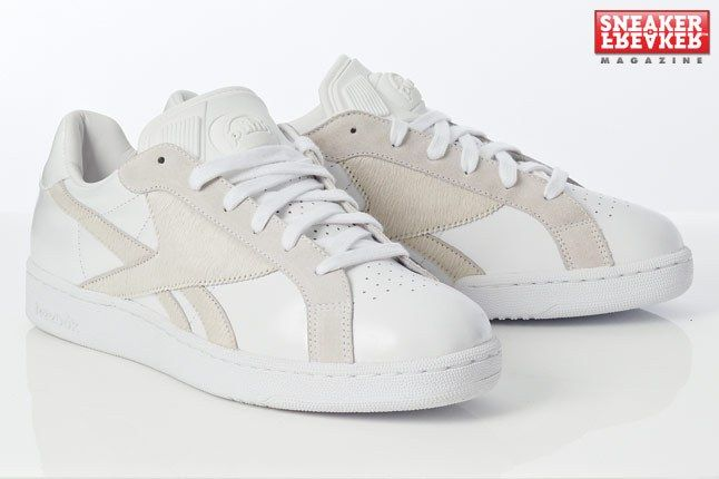 Reebok Pump Lowtops White 1