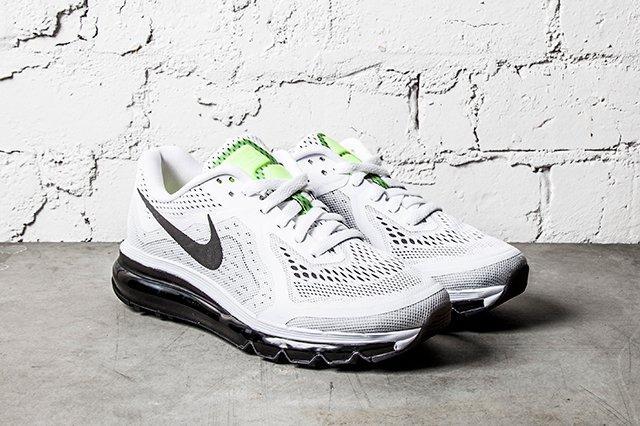 Nike Air Max 2014 Black White 3
