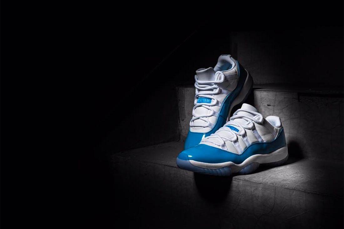 Air Jordan 11 University Blue 5