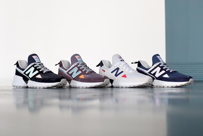 New Balance 574 Sv2 Front Group Shot