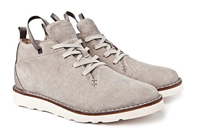 Feit Kudu Stitchdown Grey Front 11