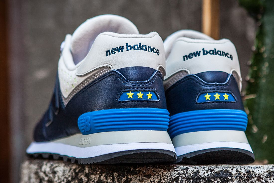 New Balance 574 Colab 6