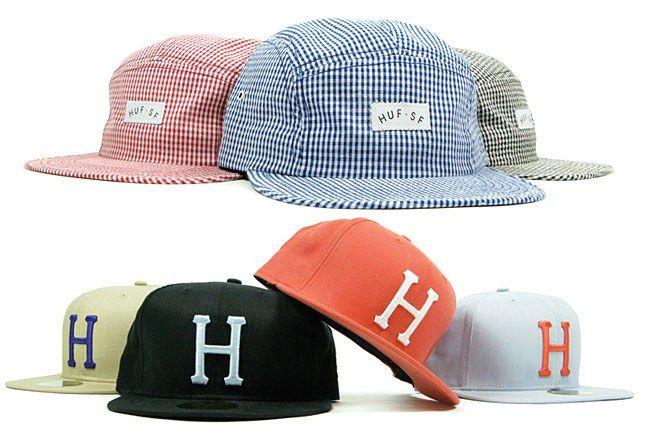 Huf Hats 1 1