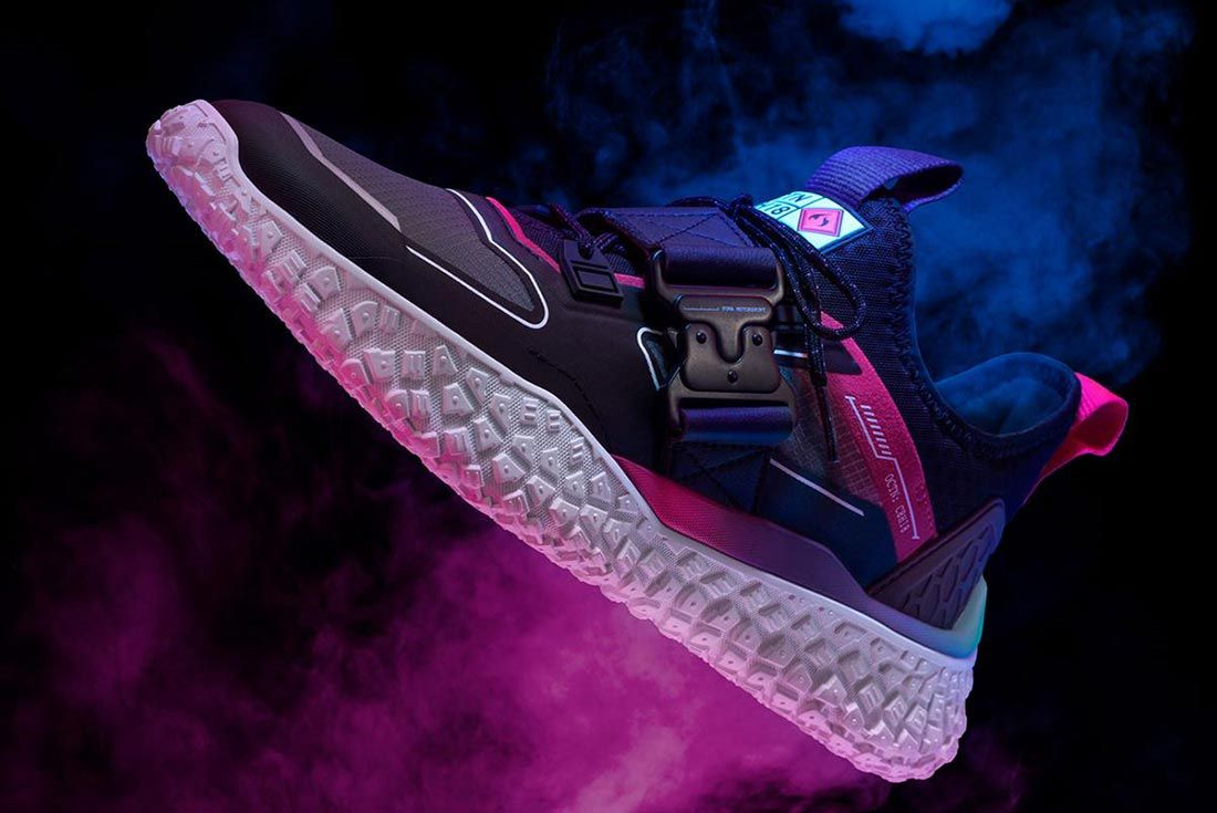 Need For Speed Puma Hi Octn Floating