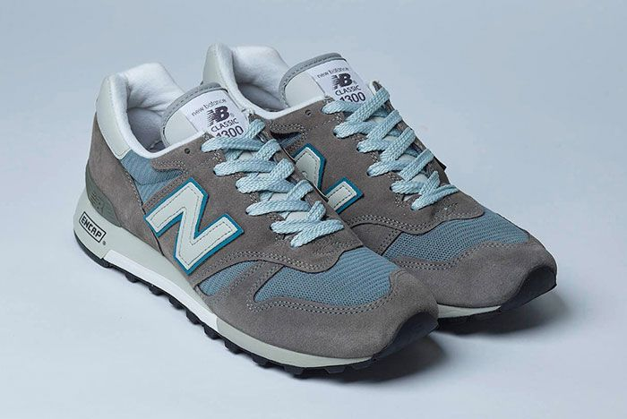 New Balance 1300 Black Grey Navy Green Release Info 2 Hero