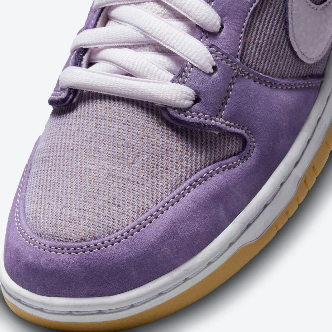 Nike sb dunk low unbleached pack
