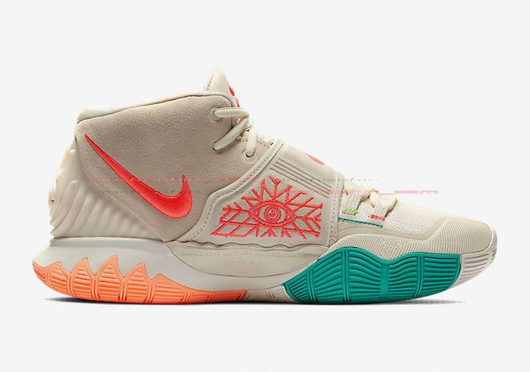 Nike Kyrie 6 N7 Right
