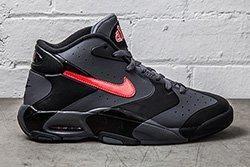 Nike Air Up 14 Laser Crimson Dark Grey Thumb
