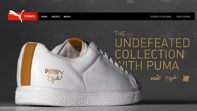 Puma Website 1