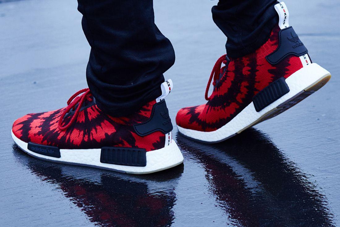 Nice Kicks X Adidas Nmd 1