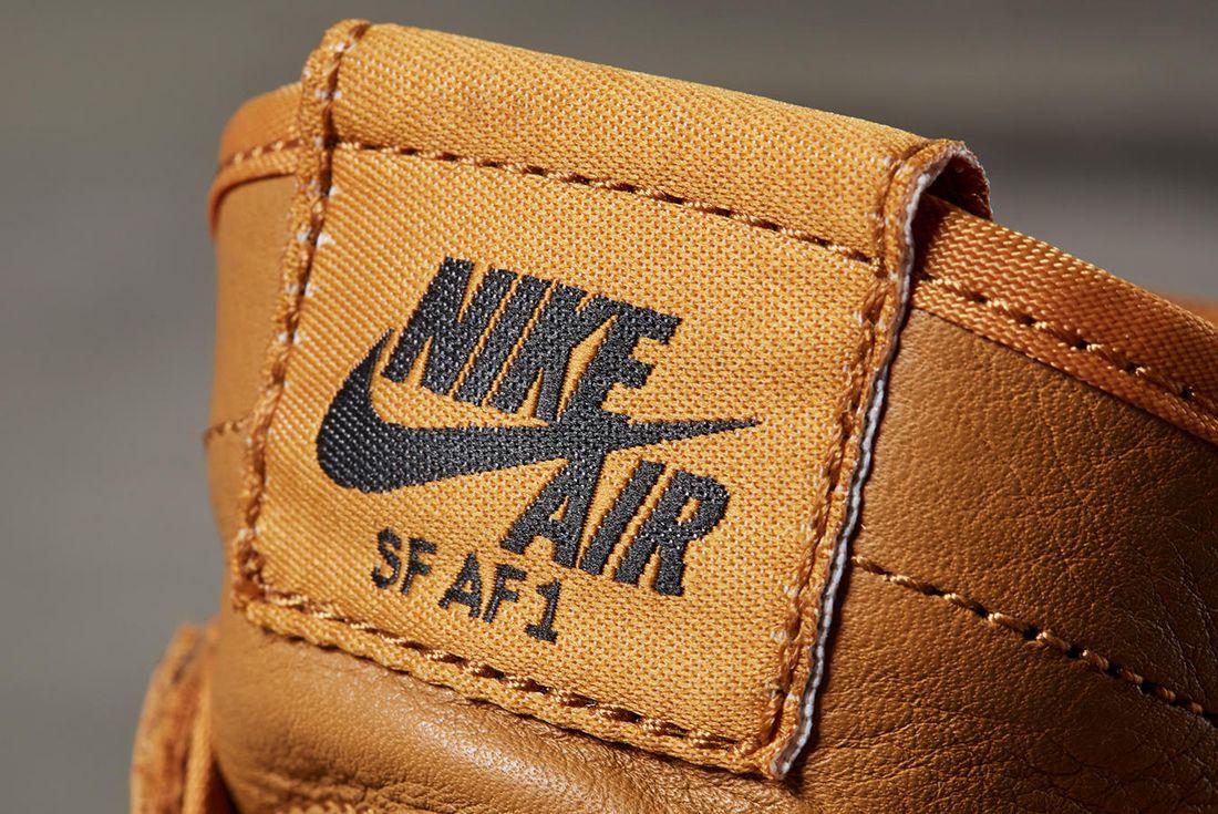 Nike Sf Air Force 1 Wmns Desert Ochre3
