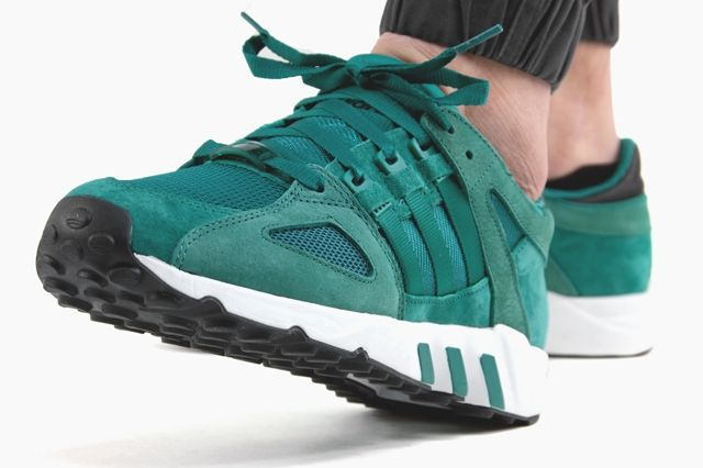 Adidas Equipment Running Guidance 93 Sub Green 1