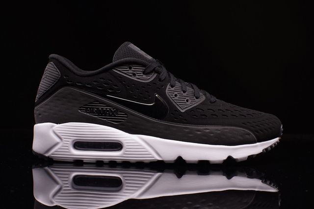Nike Am90 Ultra Br Black White 3