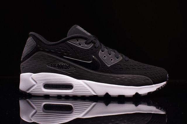 Nike Am90 Ultra Br Black White 3