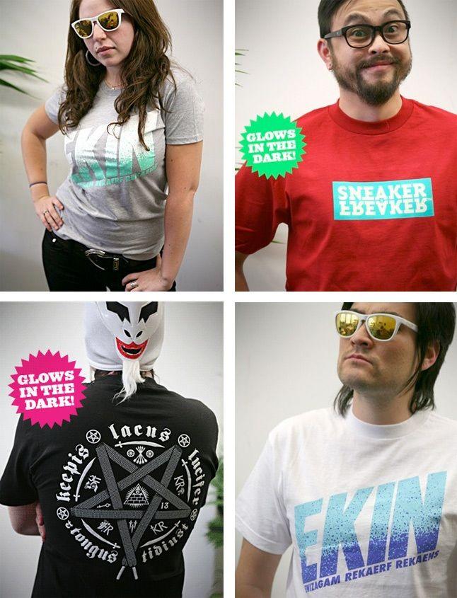 Snkrfrkr T Shirt Sale 1