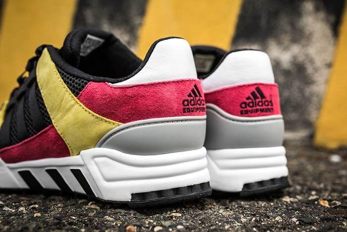 Adidas Eqt Support 93 Lush Pink 4