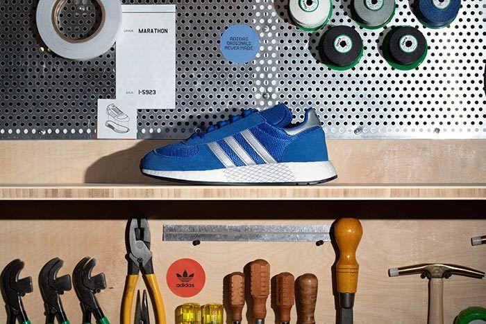 Adidas Nevermade Marathon