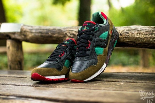 West Nyc Cabin Fever Saucony Shadow 5000 5