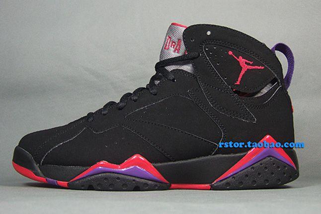 Air Jordan 7 Raptors 2012 02 1