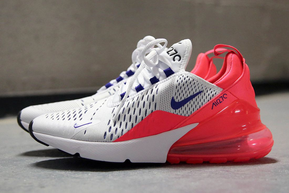 Nike Air Max 270 Ultramarine 1