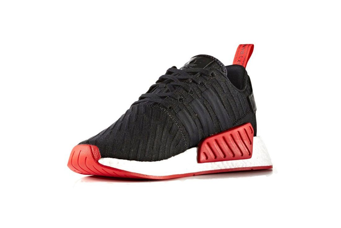 Adidas Nmd R2 Red Sole 6