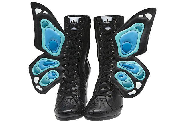 Adidas Jeremy Scott Butterfly Js Wings Wedge 1